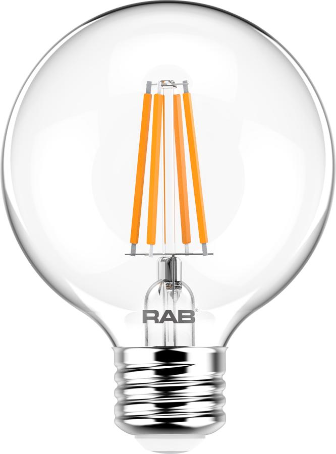 RAB G25-3-E26-927-F-C FIL G25 3.8W
