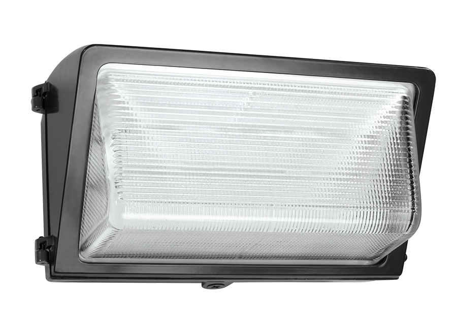RAB Lighting,WP3LED55,WAL 55W COOL 120-277 WITH GLAS