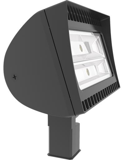 FlexFlood, 150W, 5000k, LED Slipfitter, Bronze