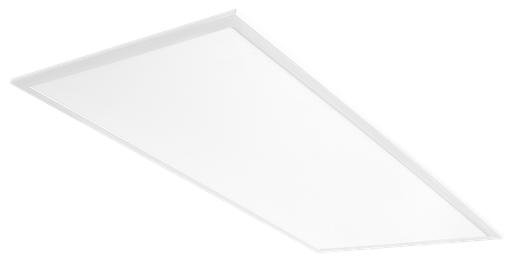 EDGELIT PAN2X4 50W 4000K RCESS DIM LED WHITE
