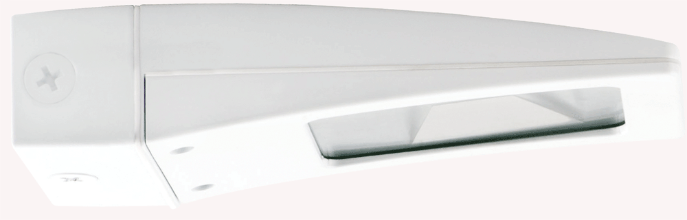 RAB WPLED10W 10 W 120/208/240 Volt Cool White LED Wall Pack