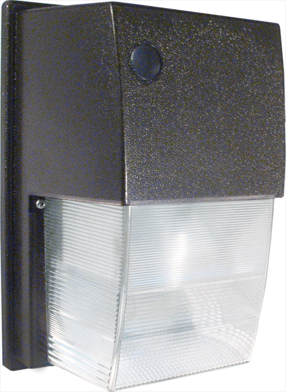 TALLPACK 50W HPS 120V NPF POLY LENS AND  LAMP AND  PC BRONZE