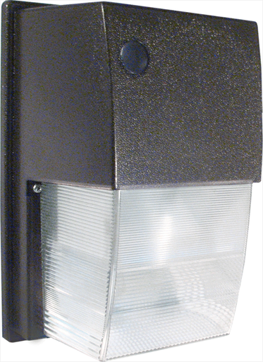 TALLPACK 70W HPS 120V NPF POLY LENS AND  LAMP AND  PC BRONZE