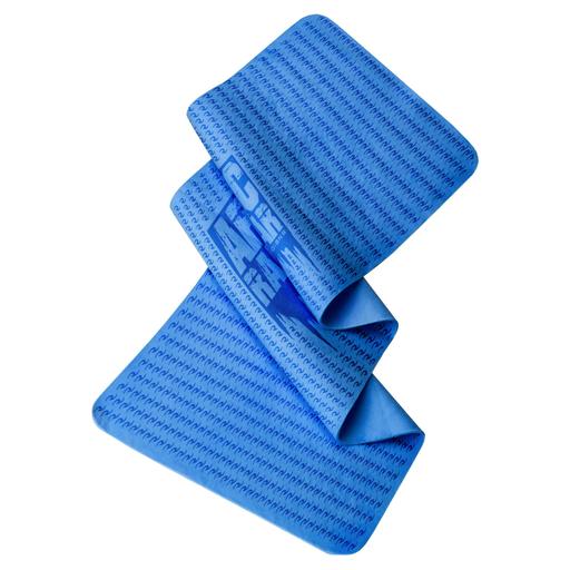 Mayer-Blue Cooling Neck Wrap w/Plastic Case-1