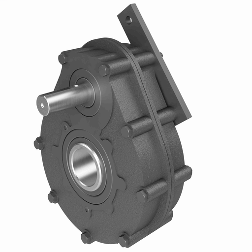 Cast Iron Parallel Shaft Drive