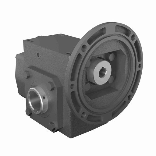 Cast iron Helical-Hypoid Reducer