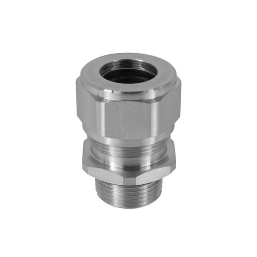 """Mayer-Cord Connector, Ss, 3/4"""" Npt, Cable Range .625 - .750-1"""
