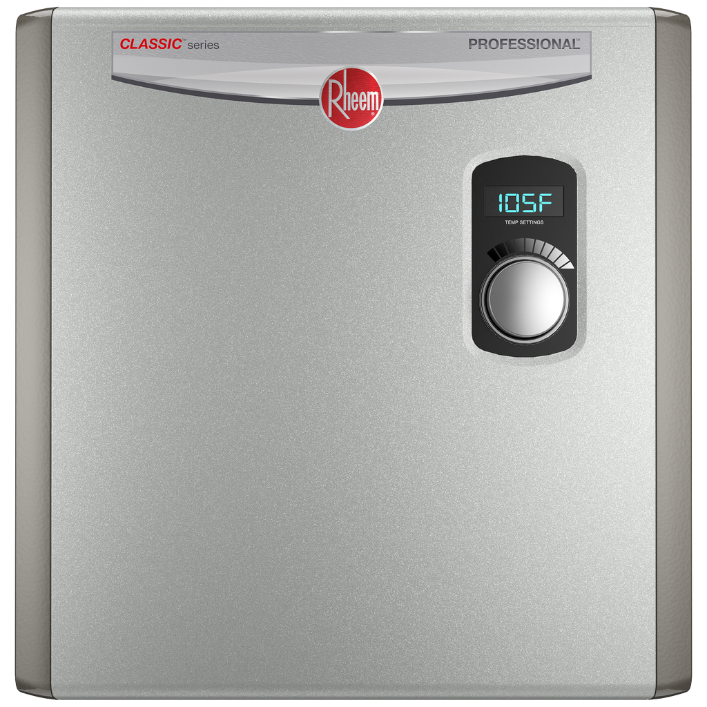 27kw Tankless Electric Water Heater with 5 Year Limited Warranty RTEX-27