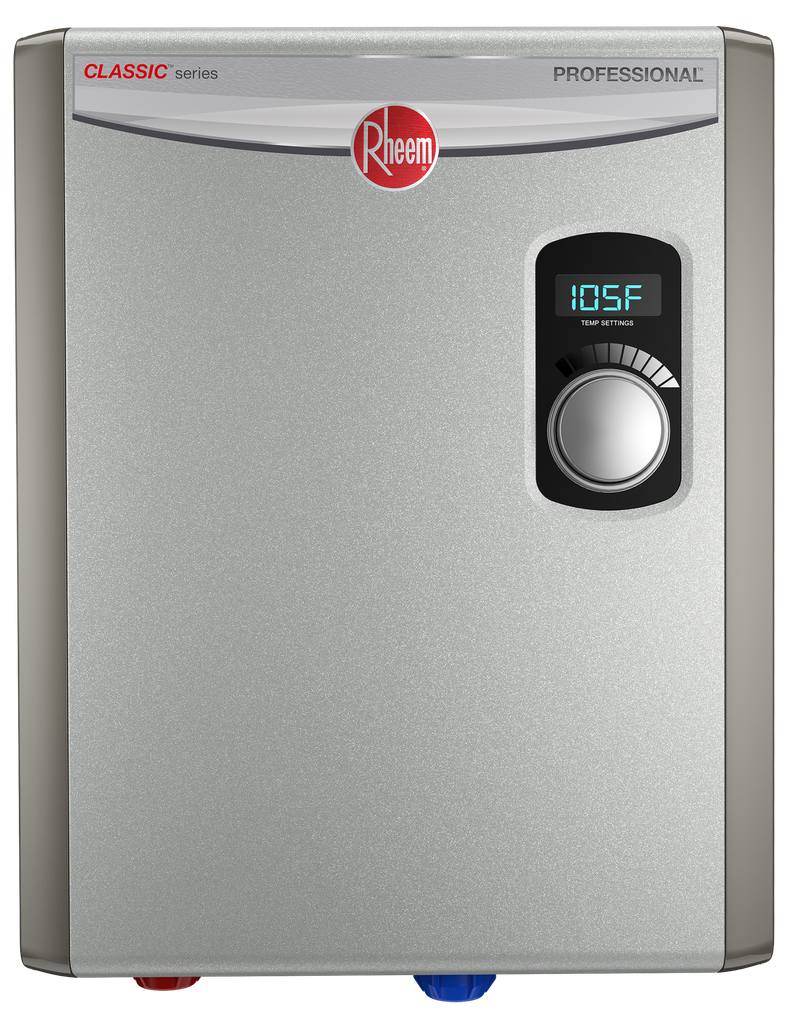 18kw Tankless Electric Water Heater with 5 Year Limited Warranty RTEX-18