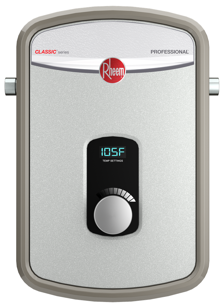 13kw Tankless Electric Water Heater with 5 Year Limited Warranty RTEX-13