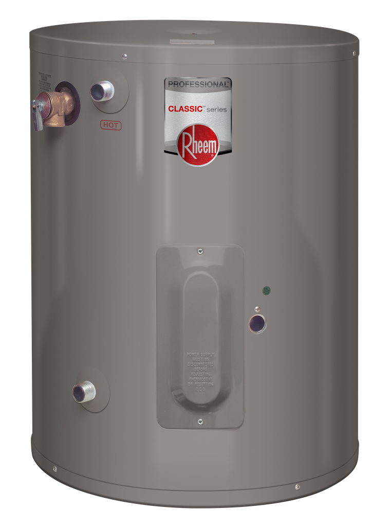 Professional Classic Point-of-Use 20 Gallon Electric Water Heater with 6 Year Limited Warranty PROE20 1 RH POU