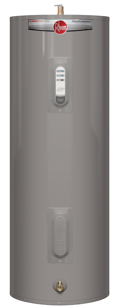 Professional Classic Plus Standard Electric 50 Gallon Electric Water Heater with 8 Year Limited Warranty PRO+E50 T2 RH95 EC1