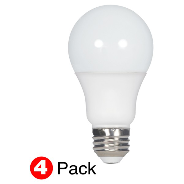 SATC S28769 11.5 WATT A19 MEDIUM BULB 4-PACK