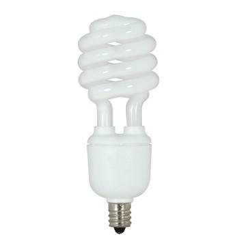SATC S7364 13W T2 CFL MINI SPIRAL 2700K