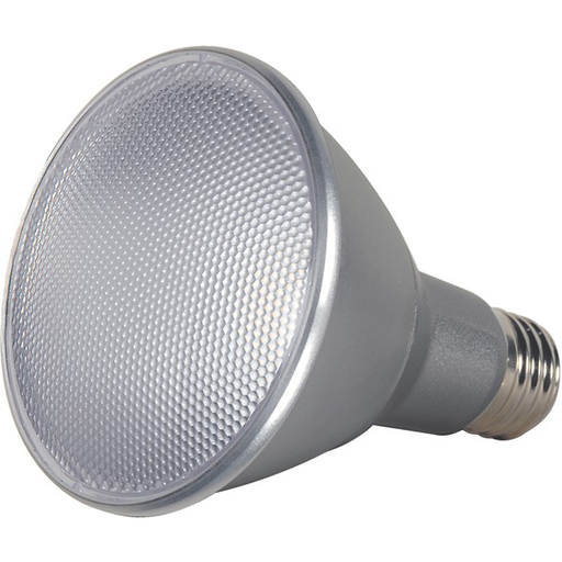 SAT S9431 13PAR30/LN/LED/40'/3000K/120V/D 950lM 3000K DIMMABLE LED PAR30 *POSSIBLY REBATEABLE*