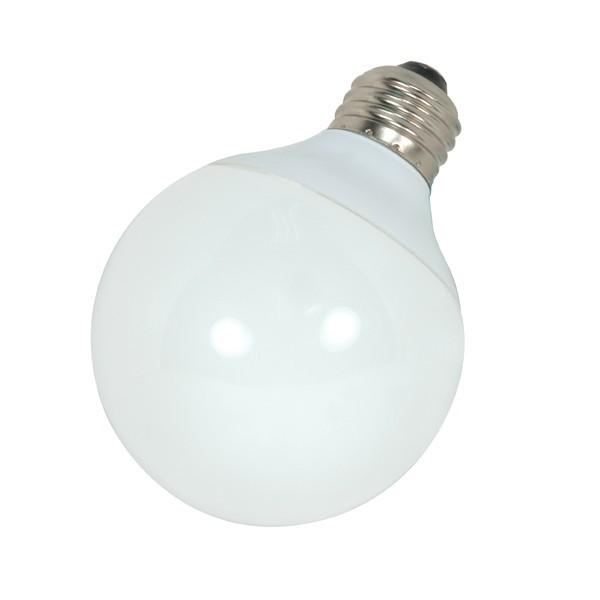 SATC S7301 9W 2700K E26 GLOBE LAMP