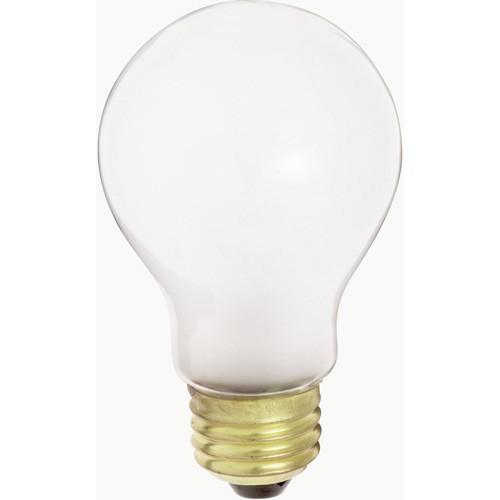 SAT S3952 60W A19 MED 130V FRST LMP (SELL QTY 1 = 1 LAMP - NOT 2 PACK)