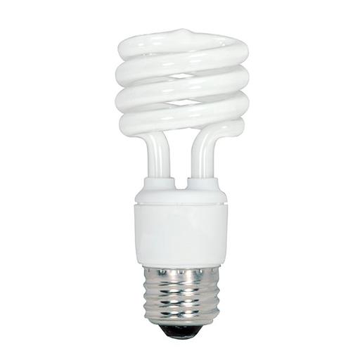 SAT S7217 13W T2 MIN SPIRAL CFL