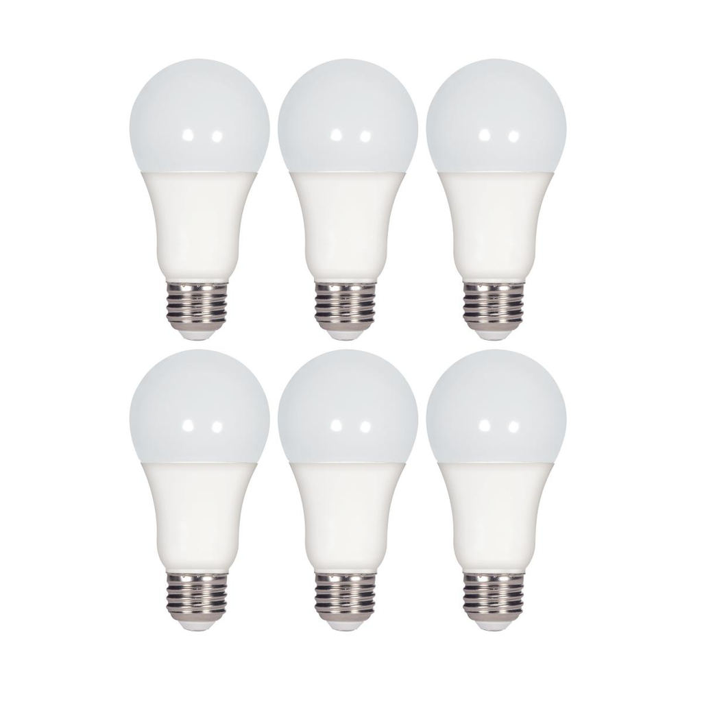 15.5 Watt, A19 LED, 2700K, Medium base, 220 deg. Beam Angle;120 Volt