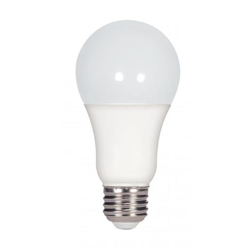 15 Watt, A19 LED, Frosted, 3000K, Medium base, 220 deg. Beam Angle, 120 Volt