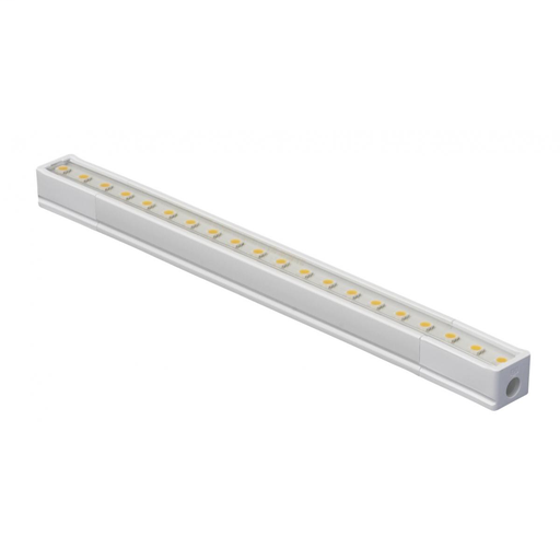 """Thread - 3W LED Under Cabinet and Cove- 10"""" long - 2700K - White Finish"""