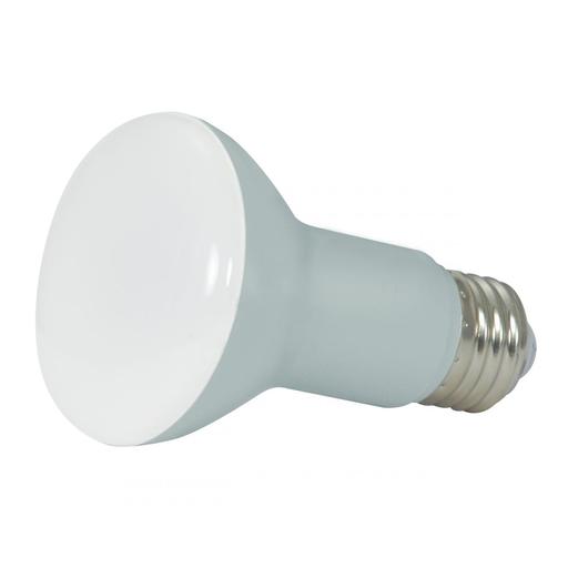 6.5 Watt, LED R20, 2700K, 107 deg. Beam Angle, Medium base, 120 Volt, Dimmable