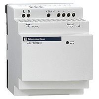 Mayer-Regulated SMPS with auto reset - 1 or 2-phase - 200...240 V AC - 24 V - 2.5 A-1