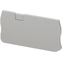 SQD NSYTRACR23 END COVER 3PTS FOR NSYTRR23 TERMINALS