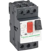 SQD GV2ME22 25A 600V AC IEC MANUAL STARTER