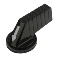 SQD 9001B25 BLACK KNOB GLOVED HAND