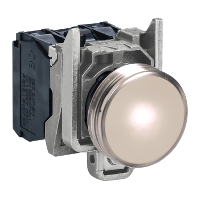 SQD XB4BVG1 PUSH BUTTON LIGHT XB4 +OP