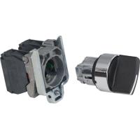 SQD XB4BD25 SELECTOR SWITCH 600V AC +OPTION