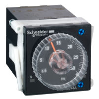 SQD RE48ATM12MW 5AMP 250V AC TIMER RE48 OPTIONS