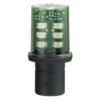 SQD DL1BDB3 GREEN LED BA15D