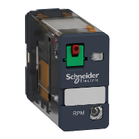 SQD RPM12F7 PLUG-IN RELAY 250V 15A RPM +OPTIONS