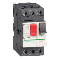 SQD GV2ME10 6.3A 600V AC IEC MANUAL STARTER