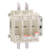 SQD GS2MU3N 3P 200A 600V DISCONNECT SWITCH FUSIBLE