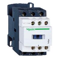 SQD LC1D09B7 24V AC 3PH 9A IEC CONTACTOR 600V AC 1NO+1NC AUX