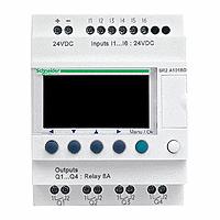 SQD SR2A101BD 10 I-O 24VDC MNTR