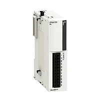 Analog input module M238 - 8 inputs voltage/current - non differential