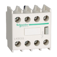 SQD LADC22 CONTACTOR AUXILIARY