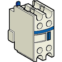 SQD LADN11 CONTACTOR AUXILIARY IEC 1 NO/NC