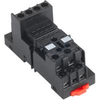 SQD RXZE2M114 RELAY SOCKET 300V 10A