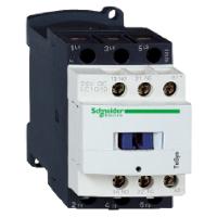 SQD LC1D12G7 120V 3P IEC 600V AC 12AMP INDUC 25A INDUC