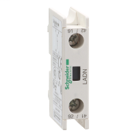 SQD LADN10 CONTACTOR AUXILIARY IEC
