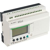 SQD SR3B261FU ZELIO 100-240VAC I-O