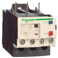 SQD LRD06 1.7A 600V OVERLOAD RELAY