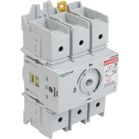 SquareD LK4DU3CN DISCONNECT SWITCH NO FUSE 600V 30A 3P