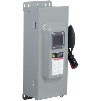 Mayer-100A 3P Type12 600VAC/DC Heavy Duty Non-Fusible Safety Switch-1