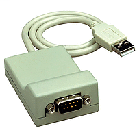 Connection cord set for PC terminal - 0.4 m